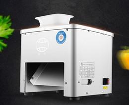 2019 fritar, panela, gelo, creme, máquina Corte automático da carne do agregado familiar de aço inoxidável cortador de carne picador Máquina de trituração de trituração comercial