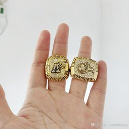 anillos grises de la taza Rebajas La joyería más nueva de Championship Series 1996 1997 Toronto Argonauts Grey Cup Championship Ring Fan Regalo de alta calidad al por mayor Envío de la gota