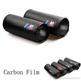 Cip Mini BMW m mazda Toyota Nissan benz Mitsubishi Audi iç aksesuar karbon fiber 2 adet Araç Başlık Boyun yastık nereden