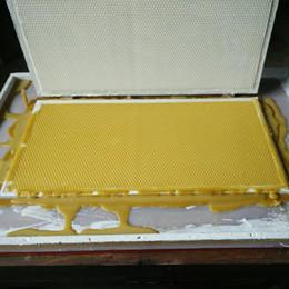 2019 neues Modell Einfache Bedienung Bienenwachs-Grundierungsmaschine, Notebook Bienenwachs-Grundierungsmaschine, tragbare Grundierungsmaschine von Fabrikanten