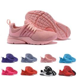 Canada Meilleure Qualité nike air Prestos 5 V Chaussures De Course Hommes Femmes 2018 Presto Ultra BR QS Jaune Rose Noir Oréo Sports De Plein Air De Mode De Baskets De Jogging Offre