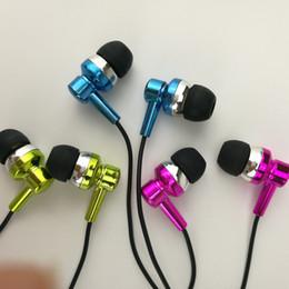 Canada Ecouteurs a fil epais offre directe d'usine a partir d'ecouteurs en gros pas cher dorure bleue dorée pour iPhone CP-12 300ps Offre
