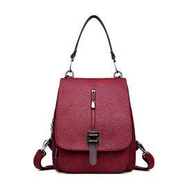 44f07f2cb9a4 Women Bag College Wind School Bag Backpack Girl Mochila New Pu Leather  Female Shoulder Bag Backpacks High Quality discount girls new college bags