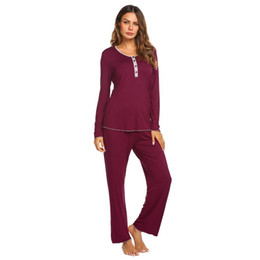 b5993f9618 Contrast Bust Sleepwear 61cm Sleeve 176cm Height Pajama O Waist Women Patch  Hip Set Long 93cm Color Neck 86cm Nightwear