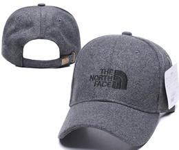 Scarpa auto online-2019 Cappello da baseball di polo della moda di marca di nord di buona moda del cappello del papà dei cappucci di hiphop di golf per gli uomini e le donne