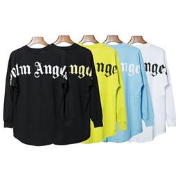 Pulls hip hop pour hommes en Ligne-Palm Anges Hoodie Hip Hop Palm Anges Designer Sweat-shirt à capuche Homme Femme de haute qualité pour hommes Designer Sweats à capuche Taille S-XL