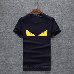 mostrar patrones de ropa Rebajas Camisetas para hombres de verano de manga corta T Lástima Hombre Nuevo patrón Fácil Cuello redondo Mostrar solicitud para adolescentes coreanos Ropa de hombre Ropa