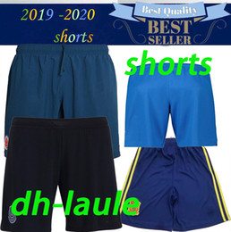 coups de foot Promotion S-2XL 2019 Short de football Mexique 19 20 Short de football Argentine Short de football Colombie France