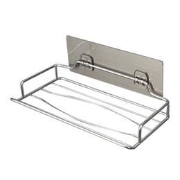 2019 scatola di corteccia Stanza da bagno del supporto del tovagliolo della carta da cucina del supporto dell'asciugamano di carta dell'autoadesivo