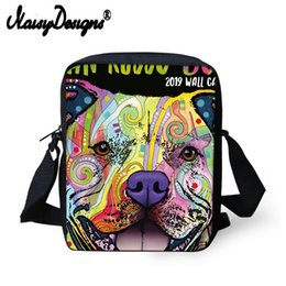 d703f1c036c21 mini-pugs Rabatt Greyhound Bulldog Frauen Messenger Bags Mädchen Mini 3D  Tier Mops Hund Kunstdruck