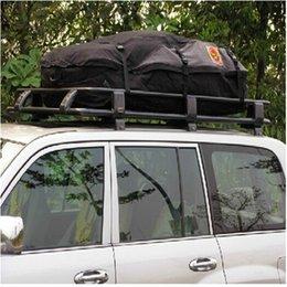 2019 reparar o reparo do telefone Grande impermeável Car Auto Roof Bag Cargo Top Transportadora Roof top Bag Dobrável proteger seus pertences