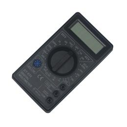 dc amperios metro Rebajas DT832 Multímetro Digital / DC Voltaje Amperímetro Medidor Corriente de prueba de mano
