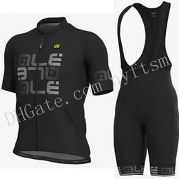 ALE 2019 nouvelle arrivée Cuissard à bretelles ensemble Conjunto Ropa Ciclismo VTT Vêtements De Vêtement Été en plein air Vélo Vêtement vélo Maillot ? partir de fabricateur
