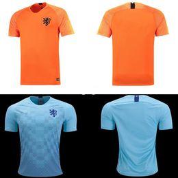 2019 Nederland soccer jersey home orange netherlands JERSEY ROBBEN SNEIJDER  18 19 thai quality HOLLAND JERSEY V.Persie Dutch football shirts 4ac902a60