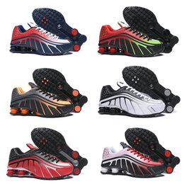 Venta caliente envío de la gota venta al por mayor Shoxs R4 Neymar Jr Mens Athletic zapatillas deportivas zapatillas al aire libre zapatos tamaño 7-12 desde fabricantes