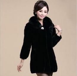 519cdb1fd66 Fluffy 2019 Winter Women s Faux Fur Jacket Artificial Fur Overcoat Furry Coat  Femme Plus Size Fluffy Fake Outwear Z113
