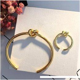 2019 фиолетовые яшмовые украшения Серебряный лук узел золотые кольца изысканные сверкающие лук кольца для женщин совместимость Luxurydesigner бренд ювелирные изделия для женщин высокое качество с печатью