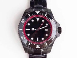 Relógio de luxo dos homens de mergulho profundo personalizado PVD anion chapeamento de vácuo tecnologia relógios de pulso relógios mecânicos Montre automatique hommes de luxe de
