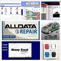 Mitchell carro reparação software on-line-Alldata 2019 auto Software de Reparação todos os dados v10.53 + Mitchell sob demanda + moto caminhão pesado + atsg 46 in1 1 TB HDD para carros caminhões
