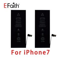 Marka yeni 0 Döngüsü Li-Ion pil Gerçek Kapasite Yedek Pil iPhone 7 Için Ücretsiz Yapıştırıcı Ücretsiz UPS Nakliye nereden