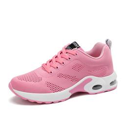 Le donne scarpe da tennis delle donne di estate di ginnastica Sport scarpe traspiranti Esercizio delle scarpe da tennis all aperto scarpe di moda