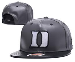 Il cappuccio all'ingrosso dei cappelli di pallacanestro dell'università Duke Blue Devils ricopre il cappuccio grigio blu di snapbacks del cappello adulto e la miscela della gioventù ordina il trasporto libero di ordine da