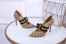 2019 золушка квартиры 2019 весна лето осень новая мода платье обувь из натуральной кожи на высоких каблуках одной обуви