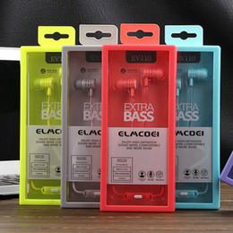 Écouteur iphone 5c en Ligne-Ecouteurs Musique Casque pour Xiaomi Hauwei pour Samsung S6 S5 3.5mm Iphone 6 6s 5c Casque Mic Universel avec une boîte de vente au détail, des cadeaux