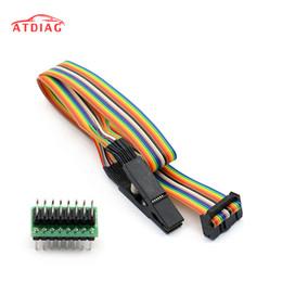 Sop pin online-Programmatore test clip SOP SOP16 SOIC 16 SOIC16 Pin IC Test morsetto SOP16 a DIP8 Flash Clip per 25 serie RT809F TL866CS TL866A