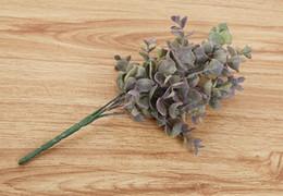 accessori di disposizione dei fiori Sconti Forniture di nozze di fiori artificiali artificiali pianta verde accessori per la sistemazione dei fiori erba all'ingrosso vendite dirette della fabbrica decorativi