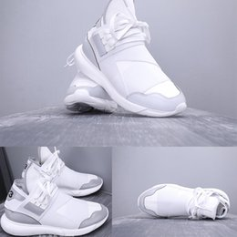 2b9346b9fe311 Fashion Luxury Designer Originals Ultraboost Y-3 Kaiwa Chunky Mens Running  Shoes for Men Women Luxurious White Y3 Boots Sneakers With Box