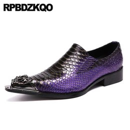 Formal Shoes Reasonable Sipriks Mens Real Leather Slip On Dress Shoes Italian Designer Loafers For Men Fashion Crocodile Skin Flats Boss Business Work Goods Of Every Description Are Available Shoes