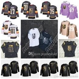 caballero estrella Rebajas Marc-André Fleury Vegas Golden Knights 2020 All-Star Game jerseys Mark Stone Marchessault Karlsson Pacioretty Ryan Reaves Alex Smith Tuch