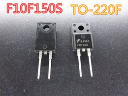 50pcs  lot New Diode F10F150S TO-220F in stock free shipping
