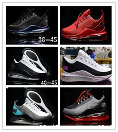 tênis de basquete max Desconto 2019 Ar nbspMax 720 Run Utility correndo sapatos homem mulheres esportes tênis de basquete max 720 exterior curta sneakers 720C ar tamanho 36-45
