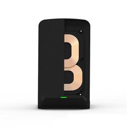 2019 магнитная накладка iphone 2019 Q740 Быстрое беспроводное зарядное устройство Зарядное устройство для Samsung Galaxy S8 S7 S7 Edge / S6 / S6 Edge Esge + Note 5 Note 4