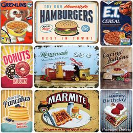 Metal Tin Sign gremlins cereal  Pub Home Vintage Retro Poster Cafe ART