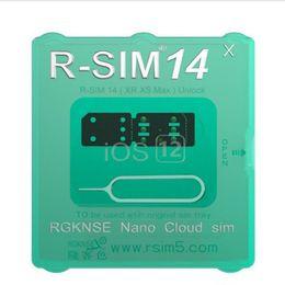Tarjetas sim de marca online-Tarjeta de desbloqueo RSIM 14 RSIM 14 original y nueva para iPhone compatible con TODO IOS y modelo con envío gratuito