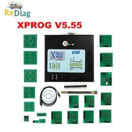 2019 x werkzeugprogrammierer Aktionspreis X Prog-M Xprog m V5.55 ECU Chip Tunning Werkzeug Programmierer XProg M Box 5.55 XPROG-M ECU Programmierer Diagnosewerkzeug günstig x werkzeugprogrammierer