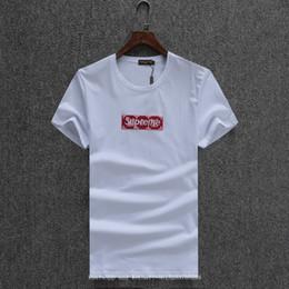 2019 mostrar patrones de ropa Hombres camiseta manga corta T Lástima Hombre Nuevo Patrón Verano Medio Adolescentes Ropa Coreano Cuello redondo Fácil Mostrar Solicitud Para Sin Forro mostrar patrones de ropa baratos