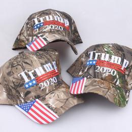 2019 bonés de baseball por atacado eua Bordados Donald Trump 2020 Eleição presidencial Baseball Cap Camuflagem personalizada Trump EUA Baseball Hat para as Mulheres Homens Atacado bonés de baseball por atacado eua barato