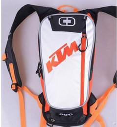 mochilas de moto Rebajas Venta al por mayor-Nuevo modelo Top Sell ktm bolsas de motocicleta / carreras de bolsas todoterreno / bolsas de ciclismo / caballero Mochilas bolsas al aire libre k-3