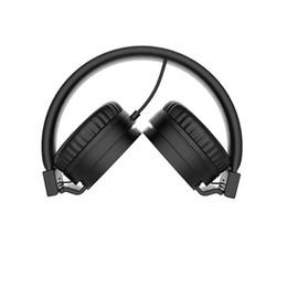 2019 fones de ouvido de óculos de sol New GORSUN colorido Crianças Headphones 3.5MM Wired Headset dobrável Música fones de ouvido para o telefone móvel Notebook Headphones for Children