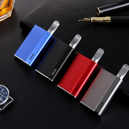 2019 ss dual battery mod 100% Original Mingvape iblade Vape Pen Mod 400mAh O pré-aquecimento da bateria de Palm Box Mod vaporizador Para 510 Rosca E Cig VS vmod ECT Mágico 710