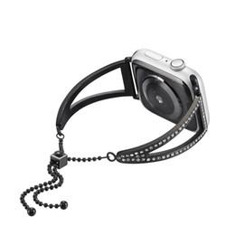 Для Apple Watch Series iWatch 38 мм 40 мм 42 мм 42 мм Iwatch Serise 1 2 3 4 из нержавеющей стали Смарт ремешок для часов от