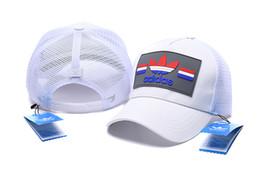 2019 diseño de bandera roja Diseñador para hombre gorras de béisbol Nueva marca de lujo sombreros de oro bordado hueso hombres mujeres casquette Sun papá sombrero gorras deportes snapback Cap