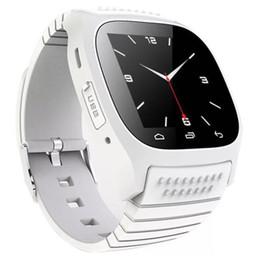 2019 bracelet de montre intelligente de bracelet de poignet de bluetooth M6 Bluetooth Montre Intelligente Passomètre Portable SmartWatch Homme Femmes Sport Bracelet Intelligent Enfants Montre-Bracelet Pour IOS Andorid Téléphone promotion bracelet de montre intelligente de bracelet de poignet de bluetooth