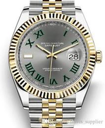 Стальная обработка онлайн-2019 лучшие продажи мужские часы TONA серии M116519 просто золотое лицо из нержавеющей стали автомат часы бесплатная доставка