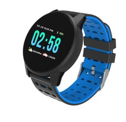 stock smart watch Coupons - In stock W1 Smart Watch Bluetooth Wireless Smart Bracelet with Heart Rate Calling Message for Apple IOS Android Cellphones with Retail Box