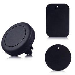Neue neue tragbare mini magnethalterung auto entlüftungshalterung halterung für handy note mini pad neue handyhalterung halterung auto von Fabrikanten